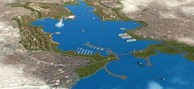 Kanal İstanbul açıklaması: Temeli atıyoruz
