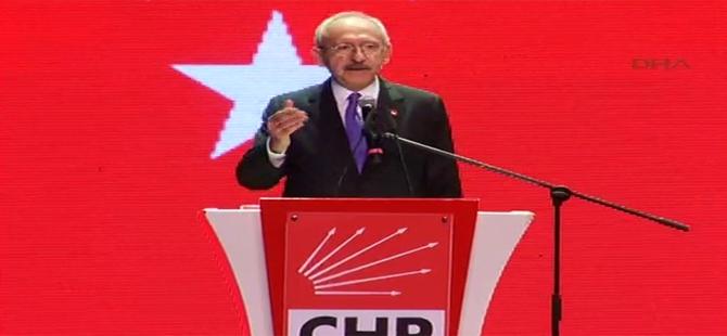 Kılıçdaroğlu: Boşuna kilometrelerce yol yürümedik