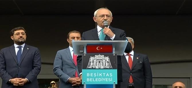 Kılıçdaroğlu, Hazinedar'a böyle sahip çıktı: Feriştahınız gelse bir milim bile geri adım atmayacağız