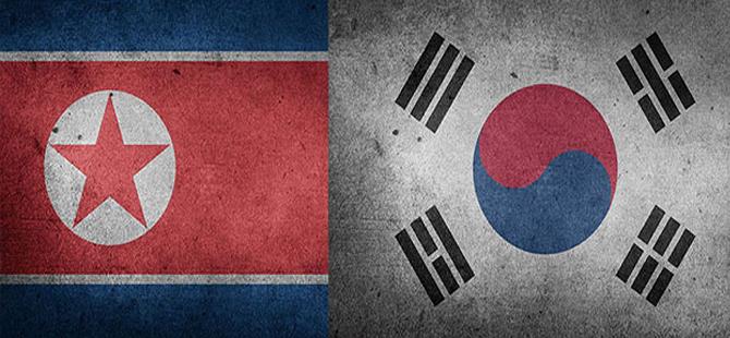 Kuzey Kore ile Güney Kore çözüm yolu buldu