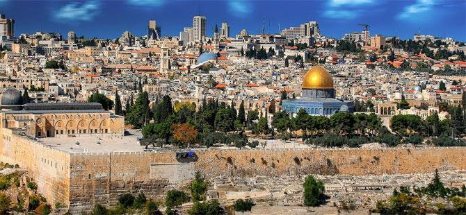 İsrail şiddeti devam ediyor! Kudüs Günü'nde çatışma yaşandı