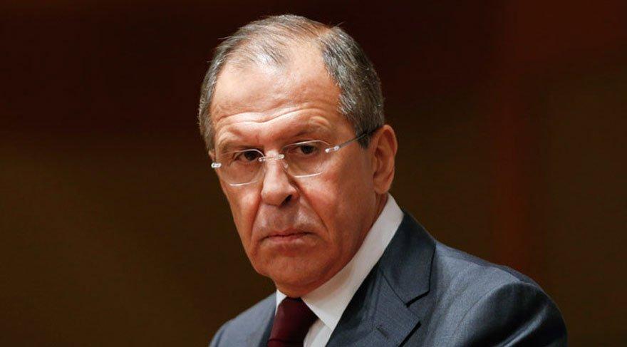 Lavrov: Suriyeli mülteciler konusunda Batı ile hemfikir olmak istiyoruz