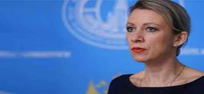 ABD'nin BM hamlesine Rusya'dan gönderme!