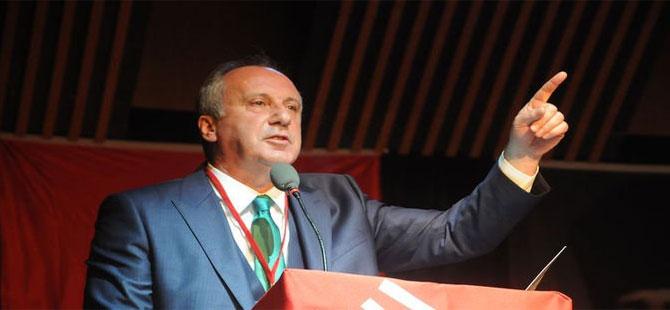 CHP'nin cumhurbaşkanı adayı İnce: Her şey daha güzel olacak