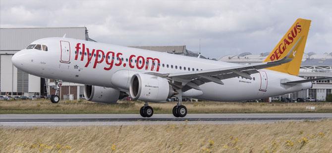 Pegasus Genel Müdürü Nane, uçuşlara başlayacakları tarihi açıkladı