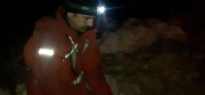 Uludağ'da kaybolan 3 kişi bulundu!