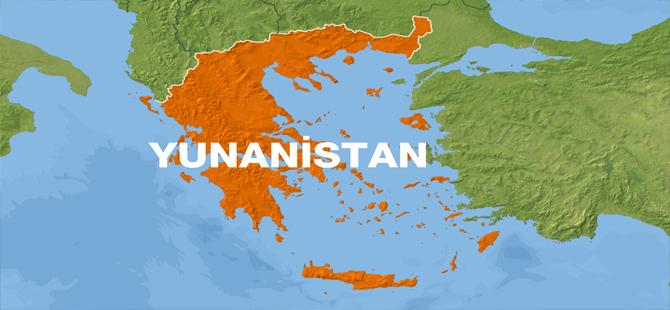 Yunanistan'da Türkiye'de tutuklu iki yunan askeri için miting