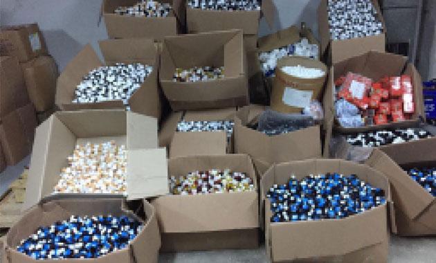 Gümrük kaçağı ilaç satanlara operasyon: 59 gözaltı