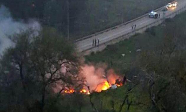 İsrail: Savaş uçağımız Suriye tarafından vuruldu, pilotlar kurtuldu