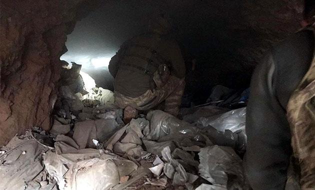 Küpeli Dağı'nda çatışma: 3 PKK'lı öldürüldü