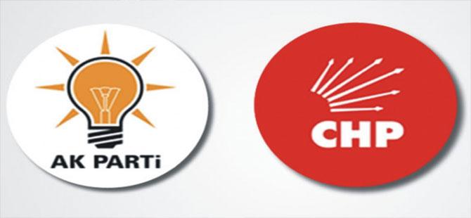 AK Parti ve CHP bayramlaştı