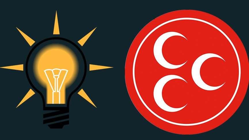 AKP'den MHP'ye oy vermeyin çağrısı