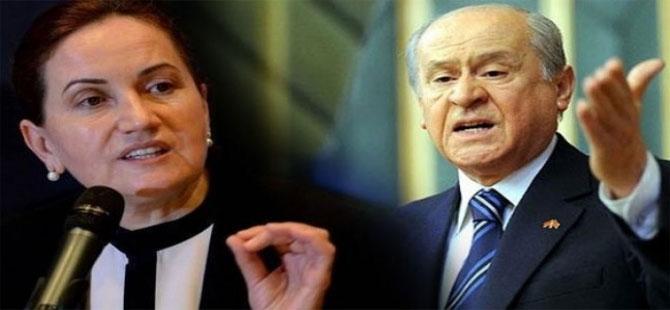 'MHP'nin 'Fosforlu Cevriye' çıkışı AKP'ye kasti faul mü?'