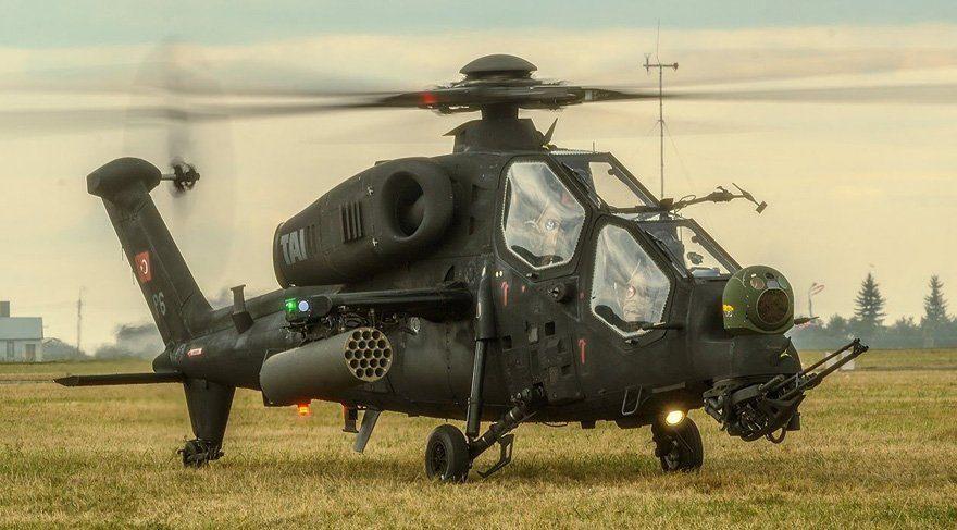 Suriye sınırında helikopterimiz düşürüldü