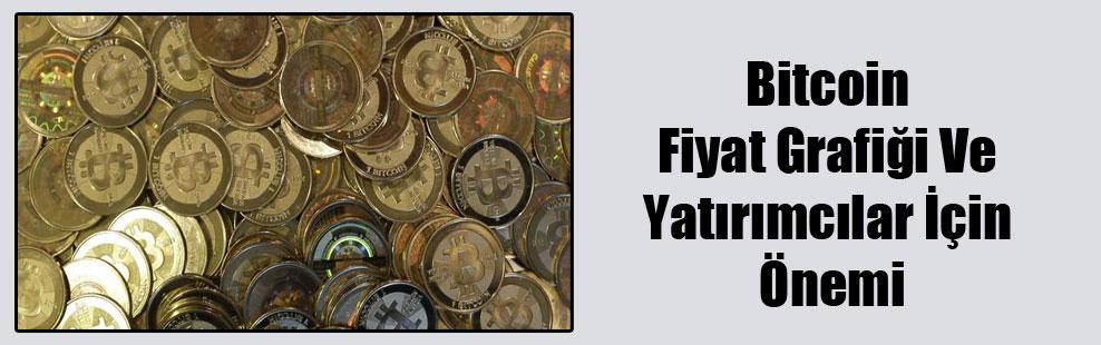 Bitcoin Fiyat Grafiği Ve Yatırımcılar İçin Önemi