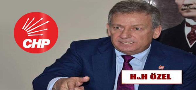 CHP PM'nin yıldızı Haluk Pekşen!