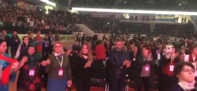 HDP kongresinde skandal Afrin sloganları!