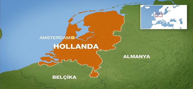 Hollanda'da sosyal mesafe kuralı kalkıyor