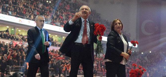 Kılıçdaroğlu açılış konuşmasını yaptı