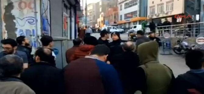 Kilis'te lokantaya roket düştü: 5 YARALI