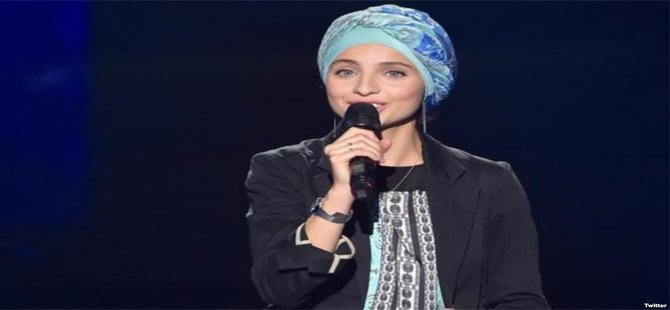 Ses yarışmasına katılan Suriyeli şarkıcı Fransa'yı karıştırdı