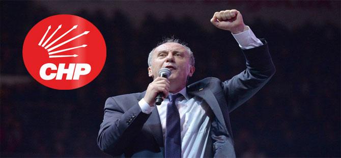 Muharrem İnce: Partide kurduğunuz bu korku düzeniyle mi Türkiye'ye özgürlük getireceksiniz?