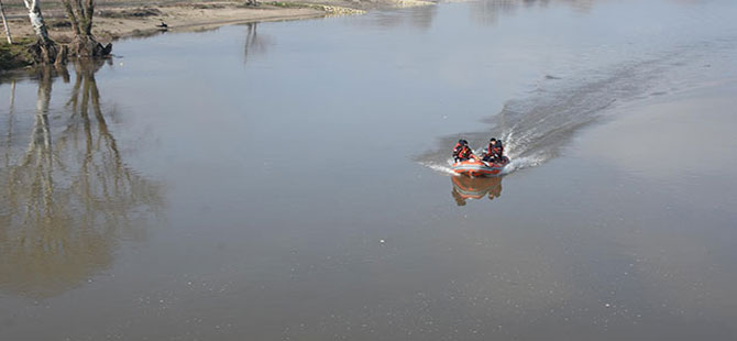 Nehirde facia: En az 10 kayıp