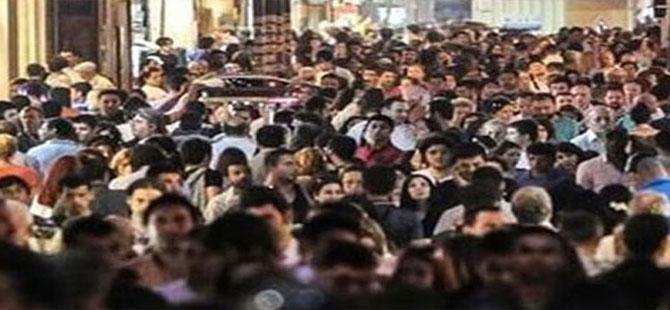 15 ilin nüfusu azaldı