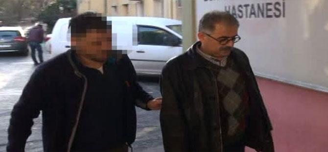 Halkların Demokratik Kongresi Eş Sözcüsü Prof. Hamzaoğlu gözaltına alındı!