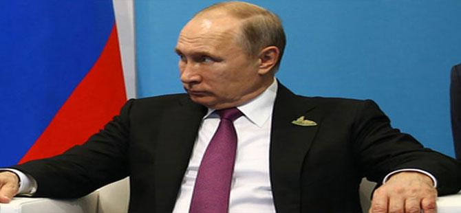 Putin: Suriyeli göçmenler en kısa sürede vatanlarına dönebilmeli
