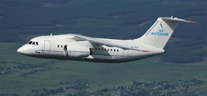 Yolcu uçağı Moskova'da düştü! Kurtulan yok