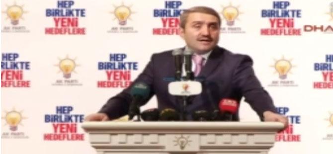 AKP İstanbul İl Başkanı Temurci istifa etti!