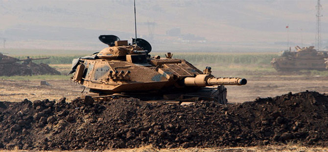 Zeytin Dalı Harekâtı'nda 15'inci gününde 7 şehit verildi