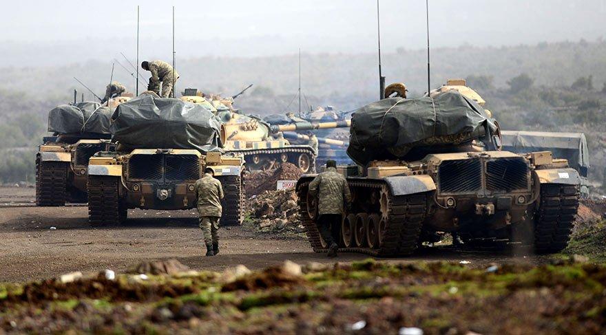 Rusya'dan Afrin açıklaması!