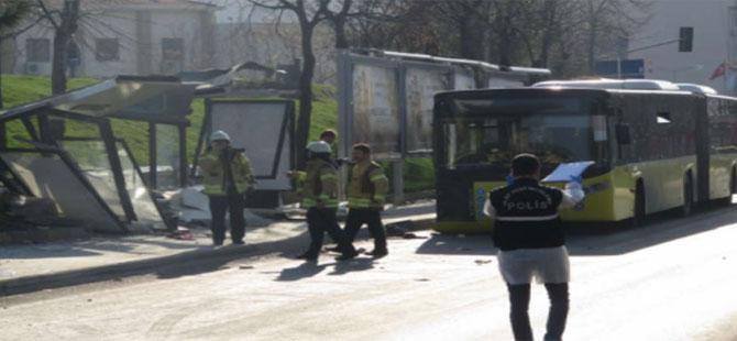 İstanbul'daki otobüs kazasında yeni gelişme! Tutuklandı