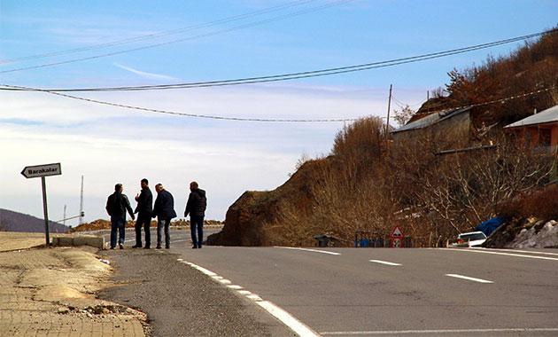 Bingöl'de köylülerden 'ölüm yolu' tepkisi