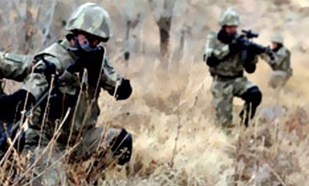 Erzurum'da PKK grup sorumlusunun da bulunduğu 4 terörist etkisiz hale getirildi