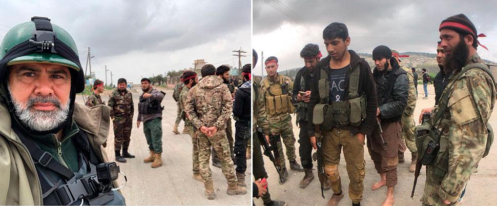 Azez'den Afrin'e doğru operasyon hız kazandı, merkeze 7 km kaldı