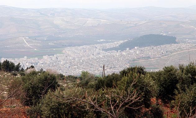 İşte hedefteki Afrin