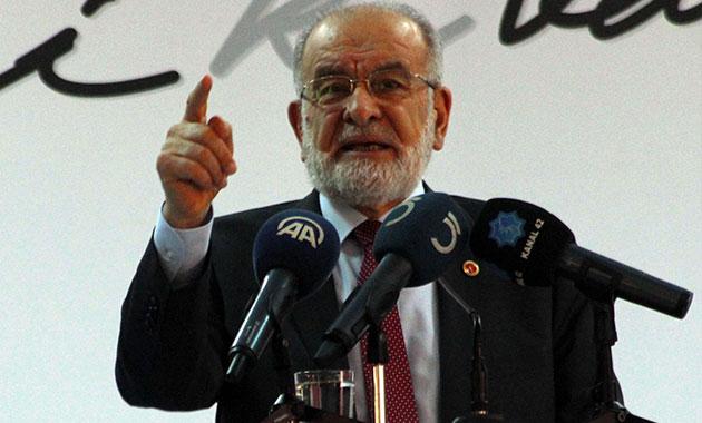 Karamollaoğlu: Cumhur ittifakına katılın diyorlar; ben deli miyim