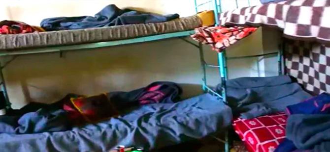 Afrin'de teröristlerin karargâh olarak kullandığı hapishane ele geçirildi