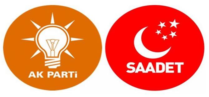 AKP-Saadet görüşmesi