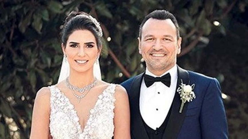 Ali Sunal ve Nazlı Kurbanzade dünyaevine girdi