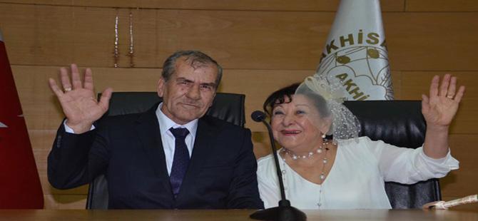 Yarım asırlık aşk, nikah masasına taşındı