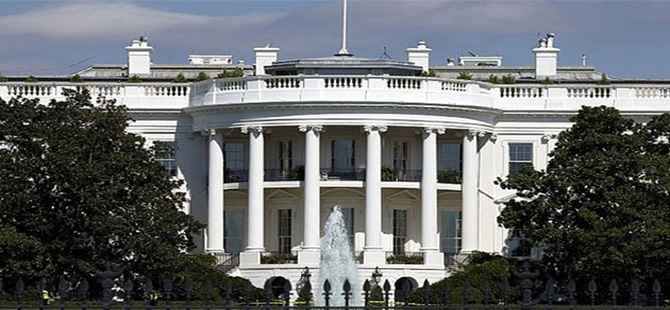Beyaz Saray'da düzenlenen Ulusal Güvenlik Toplantısı sona erdi