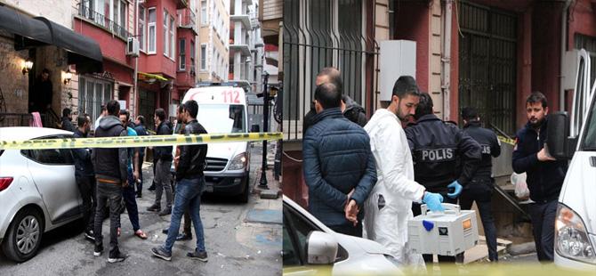 Beyoğlu'nda apart otelde İranlı cinayeti