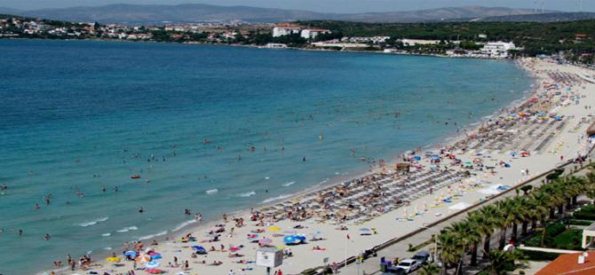 Çeşme Belediyesi, Ilıca Plajı'nı kiraladı