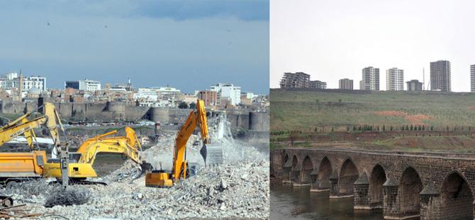 Kırklar Dağı'nda 6 yılda yapılan konutlar yıkıldı