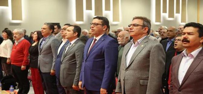 CHP'liler İl Danışma Kurulu'nda konuştu