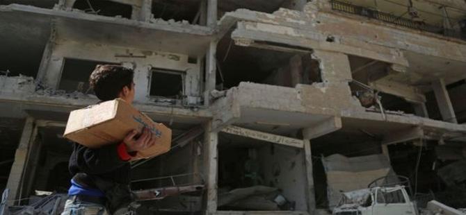BM: Suriye ordusunun Doğu Guta'daki saldırılarında 24 hastane vuruldu